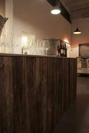 Casa Camilla: Cibo e vino naturale.