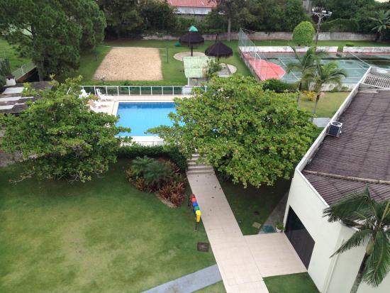 Hotel Porto Sol Quality: Vista de cima