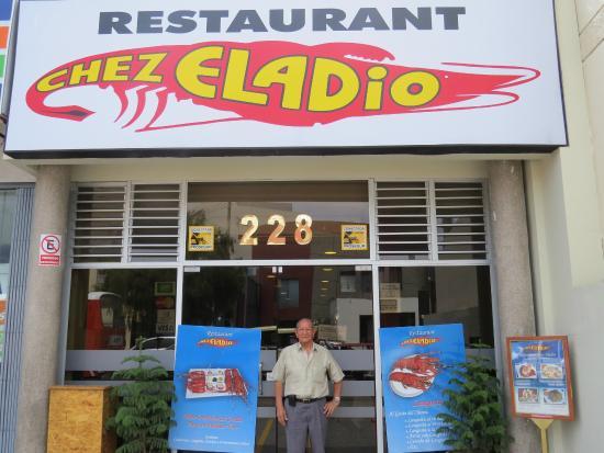 Chez Eladio: TE INVITA A DEGUSTAR SUS EXQUISITOS LANGOSTINOS Y MÁS ...