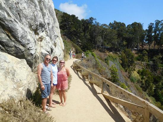McWay Falls: A scenic walk