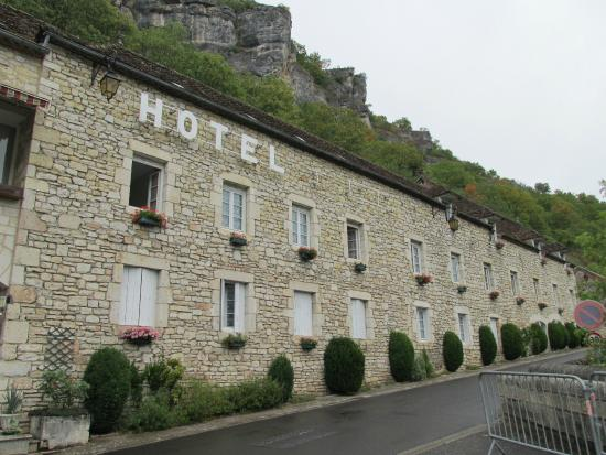 Hotel du Lion d'Or: New part of hotel
