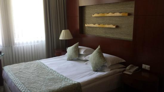 Park Hotel Bishkek: camera da letto