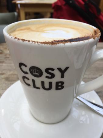 Cosy Club Stamford: photo0.jpg