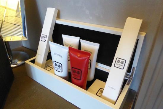 Palazzo Manfredi - Relais & Chateaux: Quality amenities