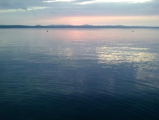 Lake Uvildy: Штиль