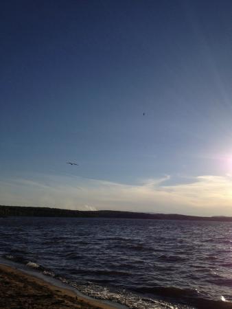 Lake Uvildy: Красотаааа