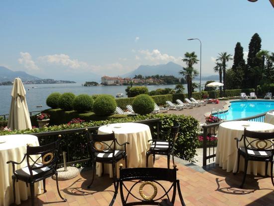 Hotel Villa & Palazzo Aminta: la terrasse