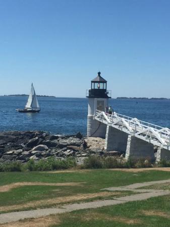 Marshall Point Lighthouse Museum: Marshall Point Light