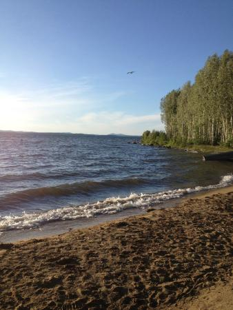 Lake Uvildy: Ветер-ветер...