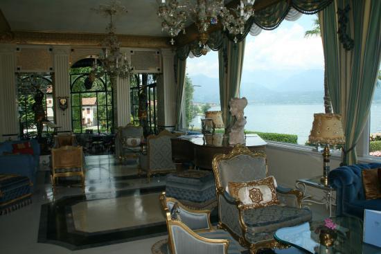 Hotel Villa & Palazzo Aminta: un salon