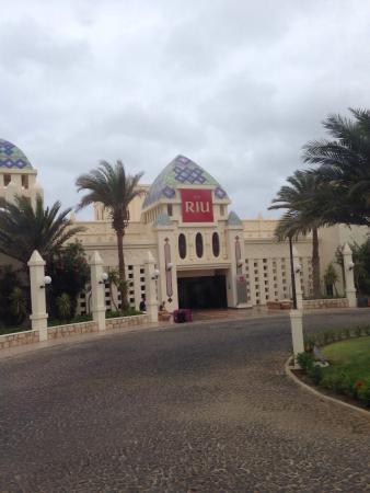 Hotel Riu Karamboa: Lovely lovely holiday