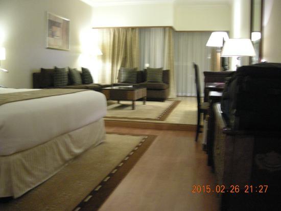 Crowne Plaza Dubai: Room