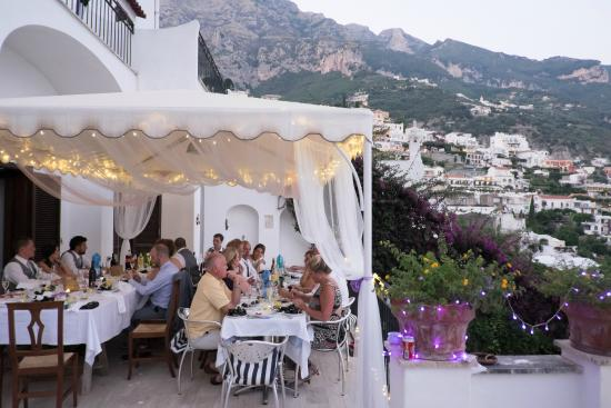 Amalfi Coast Tours: Wedding Dinner