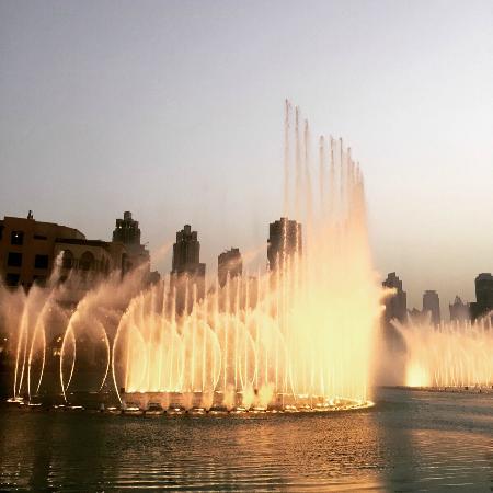 Fontenene i Dubai: Dubai Fountain