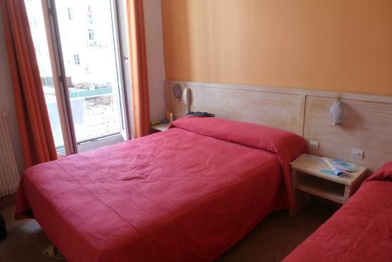 Hotel Amaryllis: Amaryllis hotel room