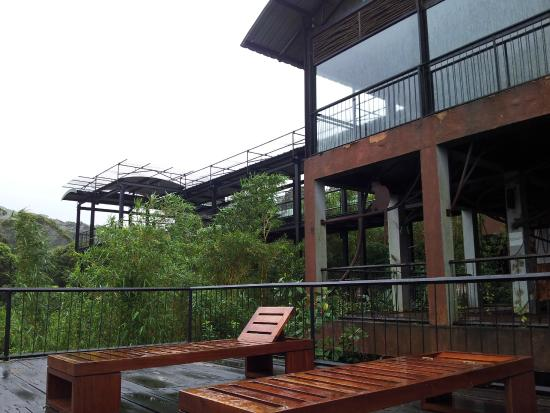 The Rainforest Ecolodge: Relaxation
