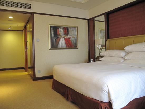 Shangri-La Hotel Kuala Lumpur: Room