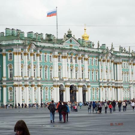 Eremitasjen og vinterpalasset: Winter Palace