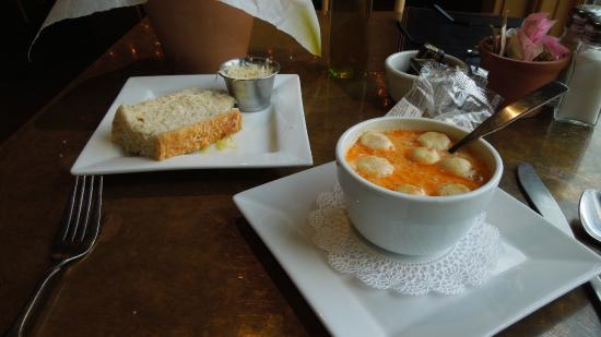 River Drivers Restaurant and Pub's Lobster Bisque