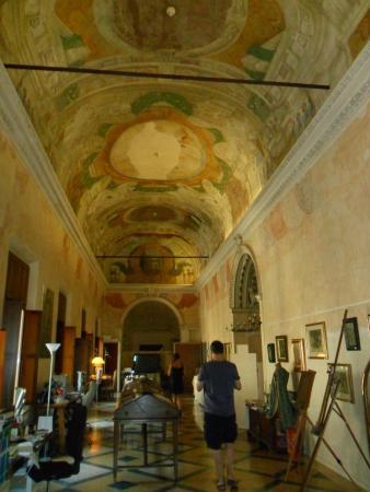 Casa Museo Palazzo Valenti Gonzaga: Hall de entrada
