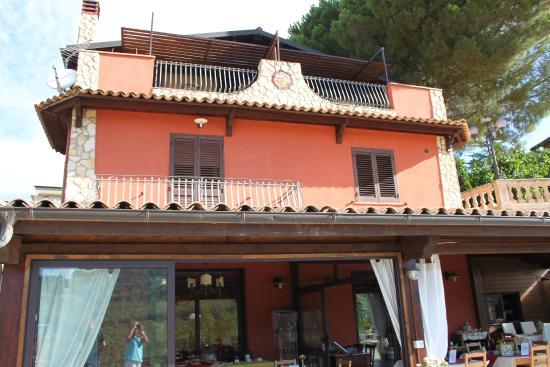 B&B Villa del Sole: la villa del sol tres bien plus que ca extra extra