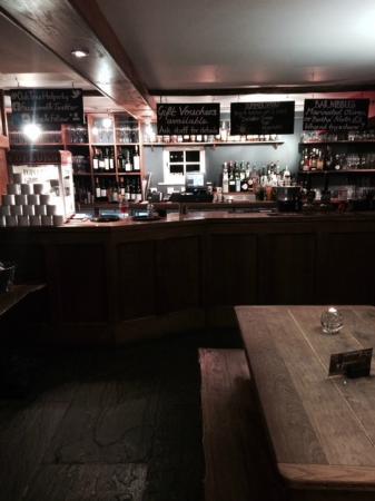 The Oak Tree Inn: Bar Area