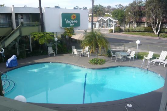 Vagabond Inn - San Diego Airport Marina: Pool