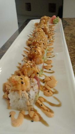 Odayaka Sushi Bar: sushi odayaka