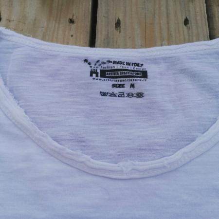 tag artista spacciatore per t shirt per la fabbrica alimentare