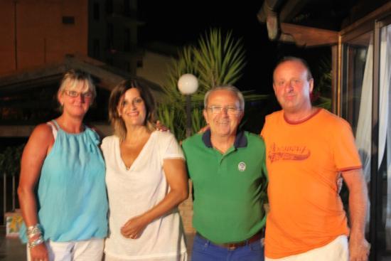 B&B Villa del Sole: a bientot ma famille de coeur
