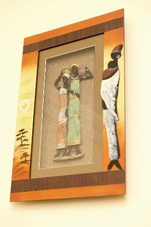 Azalai Hotel Dunia: Local Art
