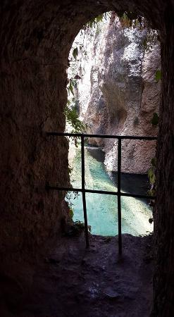 La Casa Del Rey Moro: Bajando a la mina
