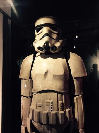 Museum of Pop Culture: We Are 12 and Stat Wars exhibit.