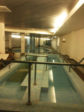 La Reserve Hotel Terme Centro Benessere: Percorso vascolare (Kneippanlage)