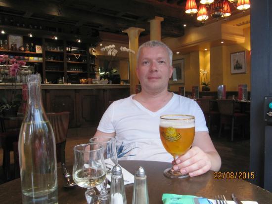 Saint Severin: отличное пиво