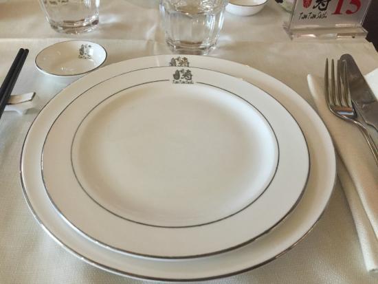 Tian Tian Sushi: Piatti personalizzati del locale