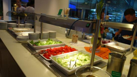 Hotel Laguna Mediteran: buffet