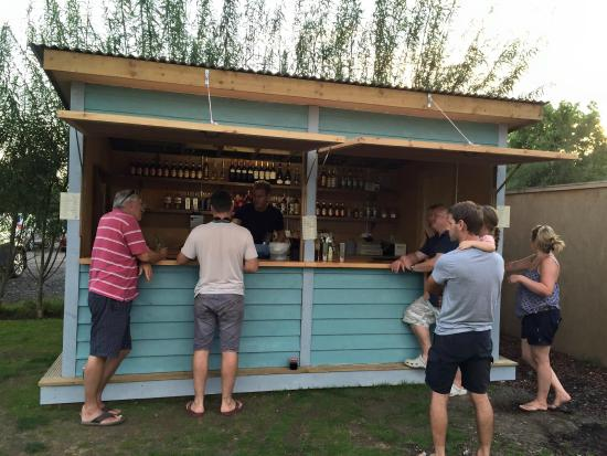 Bodiam Boating Station: The Cocktail Bar!