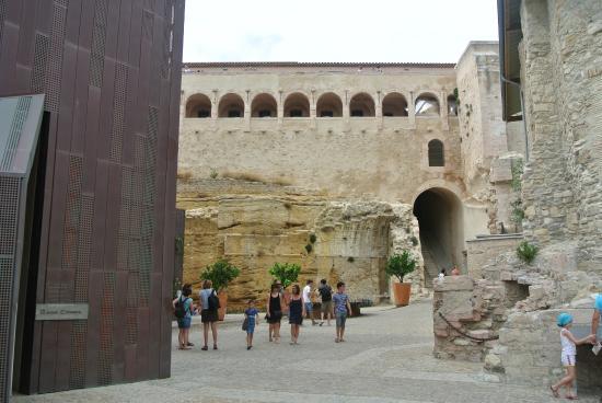 Mucem: le fort saint jean