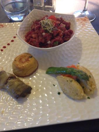 LE CHARIVARI: Agnus e tartare