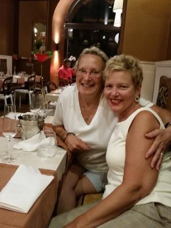 Pod Nosem: dinner with family