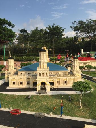 Legoland Malaysia: lego city