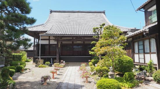 Honpuku-ji Temple: 本福寺