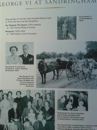 Sandringham House: family photos