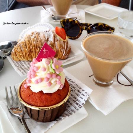 Pannamore: Muffin e Mousse al caffè