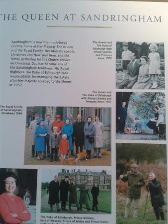 Sandringham House: more family photos