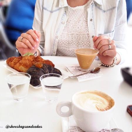 Pannamore: Croissant