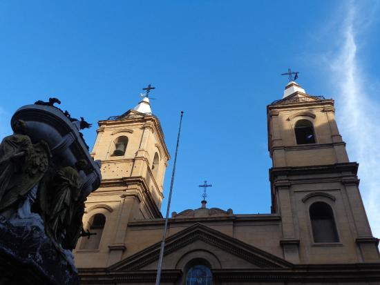 Our Lady of Rosario Basilica: Las Torres