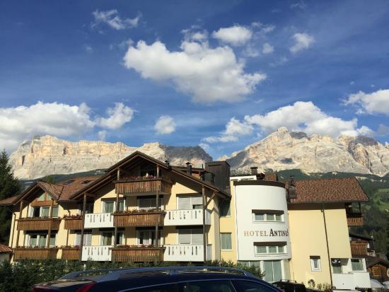 Hotel Antines: Vista Esterna