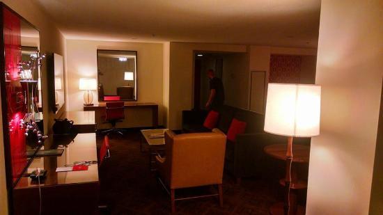 Bally's Las Vegas Hotel & Casino: The sitting area